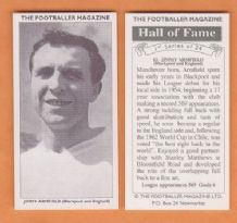 Blackpool Jimmy Armfield England 13